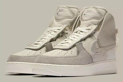 release date 30d71 9521e PSNY x NIKE AIR FORCE 1 HIGH (AO9292 001) Trainers - UK 5.5 US