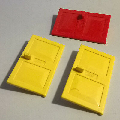 Lego porte Door frame 2x4 x5 choose color and model  ref 4130 ou 4131
