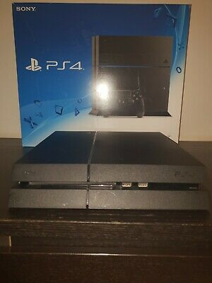 Playstation 4 ps4 N.3 500GB 7 GIOCHI+FIFA 19+JOYPAD+12 MESI PLUS