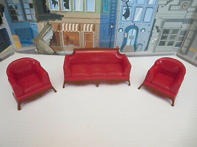 Vintage Reliable Doll Furniture Chair Set