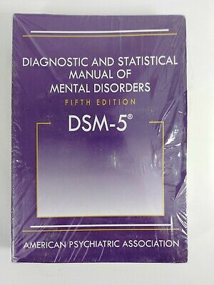 Diagnostic & Statistical Manual of Mental Disorders Fifth Edition DSM-5 Paperbac