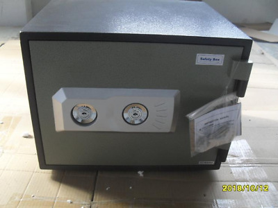 NEW large fireproof safe Box with Key Access home office CDT35K fire proof
