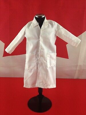 ** 1964-GI JOE CANADA-2019 ** New 1/6 Scale Doctor's Scientist White Lab Coat