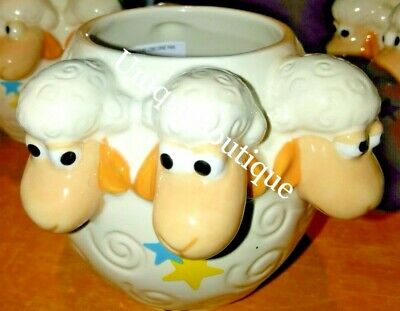 Disney Parks Bo Peep Sheep Mug Toy Story 4 12 oz Billy Goat And Gruff Brand New