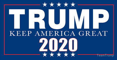 Trump 2020 Fridge Magnet Make America Great Again Keep Presidential Election Rep