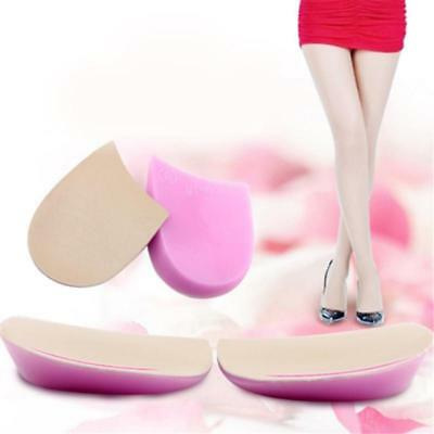 Silicone O Legs Correction Pad Orthopedic Support Pad Unisex Gel Insoles New WE