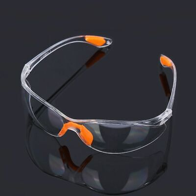 Clear Anti-impact Eye Protection Goggles Factory Lab Outdoor Work Safety Glasses