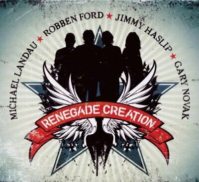 |1229829| Landau/Ford/Haslip/Novak - Renegade Creation [CD x 1] New