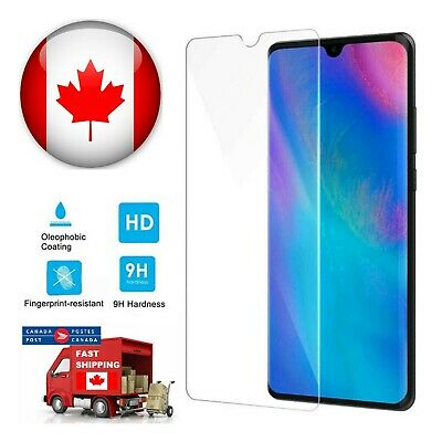 Tempered Glass Screen Protector for Huawei P30 Lite Anti-Scratch Premium Quality