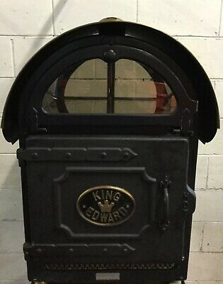 Commercial Market Stall Food Van KING EDWARD POTATO Convection OVEN & Warmer