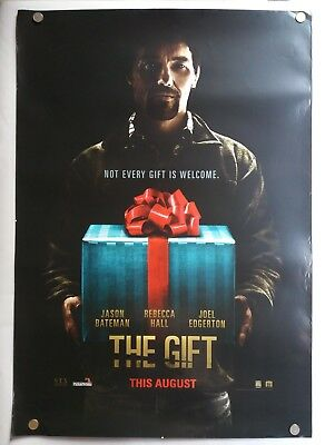 The Gift Original Hollywood Double Sided  Us Movie Ds Poster/27X40 Inch #1