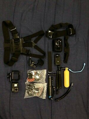 GOPRO Hero 7 Black Action Camera And Accessory Bundle