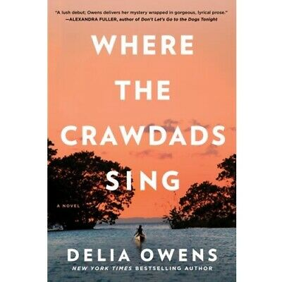 Where The Crawdads Sing by Delia Owens (2018) ƤƊƑ EƤUƁ MOƁI - Instant Delivery
