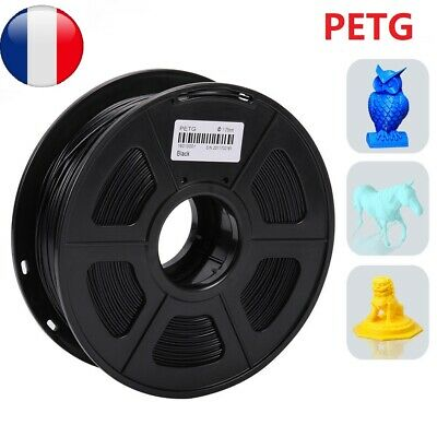 SUNLU PETG 3D Filament imprimante 3D Printer Fil 1.75mm +/- 0.02 mm 1 Kg