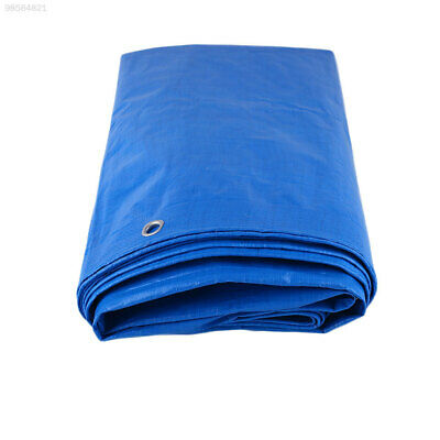 BF68 Car Vehicles Tarpaulin Luggage Cover Canvas Waterproof Canopy Tarp Outdoor