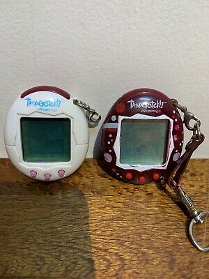 2x 2004 Tamagotchi Virtual Pets