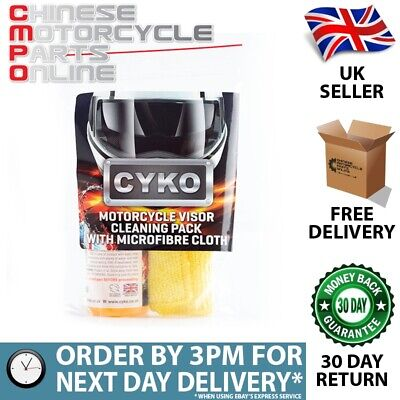 CYKO Helmet And Visor Cleaning Kit (MEQ007)
