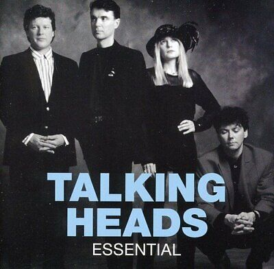 Talking Heads Essential Cd Album (Best Of / Greatest Hits)