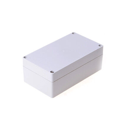 158x90x60mm Waterproof Plastic Electronic Project Box Enclosure Case wd