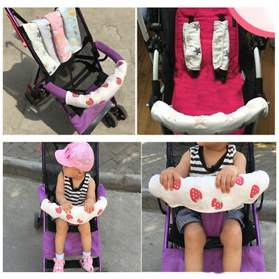 Baby Pushchair Fence Protective Stroller Bumper Cover Stroller Accessory SW