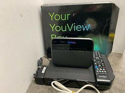 Huawei Youview TalkTalk Box And Huawei Wireless Router 54593/15