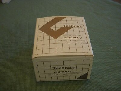 Technics MC 300 ; high end moving coil , as new .