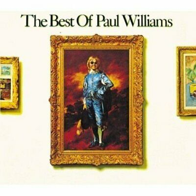 Paul Williams ‎– The Best Of Paul Williams Digipak CD NEW SEALED