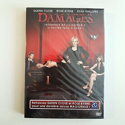 prix explosé ! _ DAMAGES - ULTIME FACE A FACE (INTEGRALE SAISON #5) ♦ DVD NEUF ♦