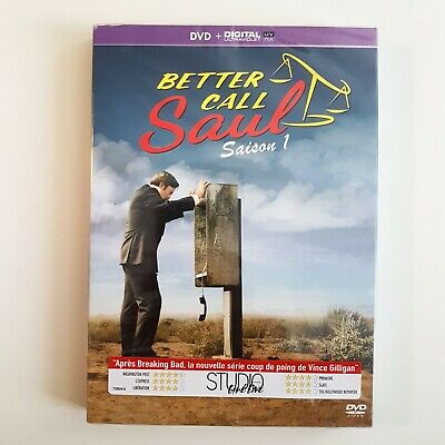 prix explosé ! _ BETTER CALL SAUL (de breaking bad !) (SAISON #1) ♦ DVD NEUF ♦