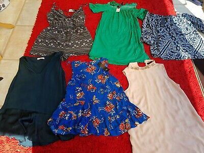 Women's Size 8-10 Clothes Bundle