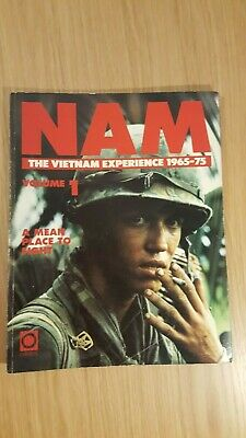 Nam: The Vietnam Experience 1965-75 Volume 1 Orbis - A Mean Place to Fight