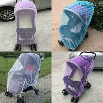 Durable Full Cover Baby Stroller Mosquito Net Baby Carriages Protection WT88 04