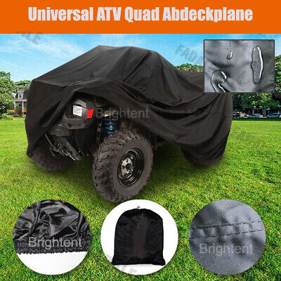 Neu Wasserdicht Quad 4x4 ATV Garage Abdeckplane Quadgarage Faltgarage RA2YV