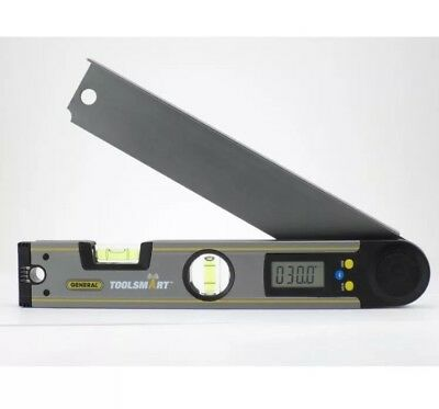General Tools TS02 And Instruments ToolSmart Digital Angle Finder