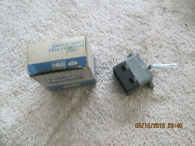 Nos 1965-1966 Ford Galaxie Single Speed Wiper Switch-Part No. C5Az-17A553-A