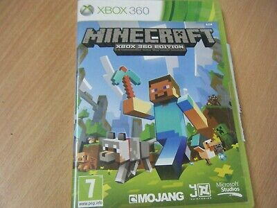 Minecraft Xbox 360 Edition Xbox 360 Game Pal Tested