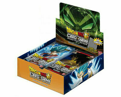 Dragon Ball Super Destroyer Kings Booster Box factory sealed