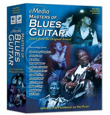 Emedia Master of Blues Guitar for PC