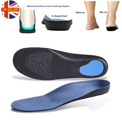 Novelty & Special Use Unisex Sport Shoes Pad Eva Adult Flat Foot Arch Support Orthotics Feet Cushion Pads Care Insoles