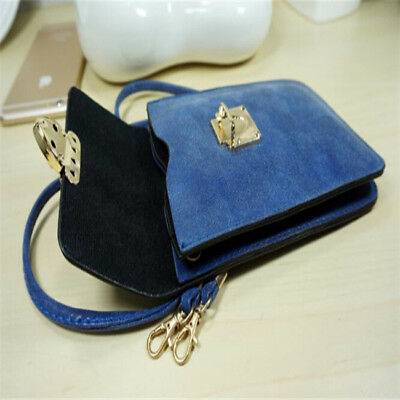 Women Wallet Purse Bag Coin Cell Phone Mini Cross-body Shoulder Bag SW