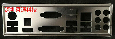 1PCS IO BACK PLATE FOR  M4A87TD