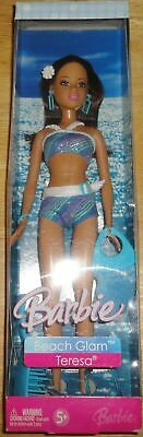 2006 Mattel BARBIE - BEACH GLAM TERESA -- NEW in BOX