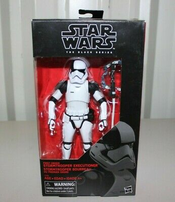 Star Wars The Black Series Stormtrooper Executioner - 6 Inch Action Figure NIB