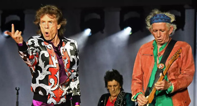 2 Rolling Stones Concert Tickets - JACKSONVILLE FLA - JULY 19
