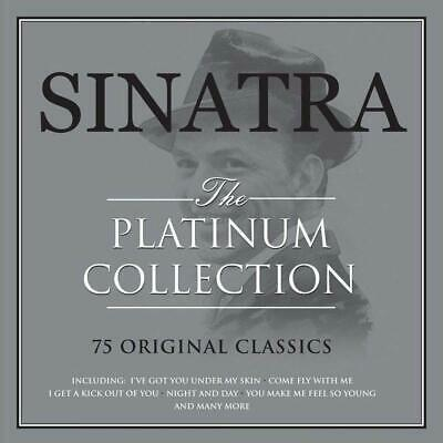 FRANK SINATRA - The Platinum Collection - Very Best Of - Greatest Hits 3 CD NEW