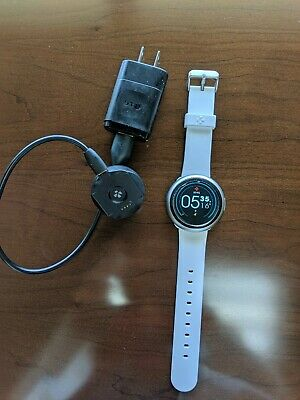 MyKronoz ZeRound2 Smartwatch with Circular Color Touchscreen and Smart Swiss iOS
