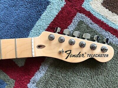 2011 Fender American Special Telecaster LOADED NECK - Maple! Made in USA!