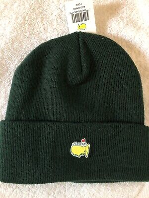 be823e38b366a 2019 MASTERS GOLF winter hat augusta national cap pga new -  39.95 ...