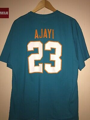 new product 6129a d2290 MIAMI DOLPHINS NFL On Field Nike Football Jersey L Large Jay ...