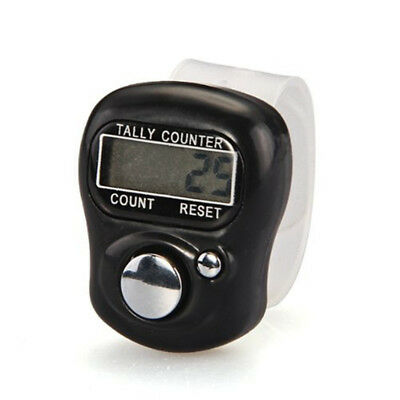 Digital Clicker, Tally Counter, LCD Battery, Finger Strap, Fishing etc.